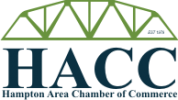Hampton Area Chamber Commerce Logo