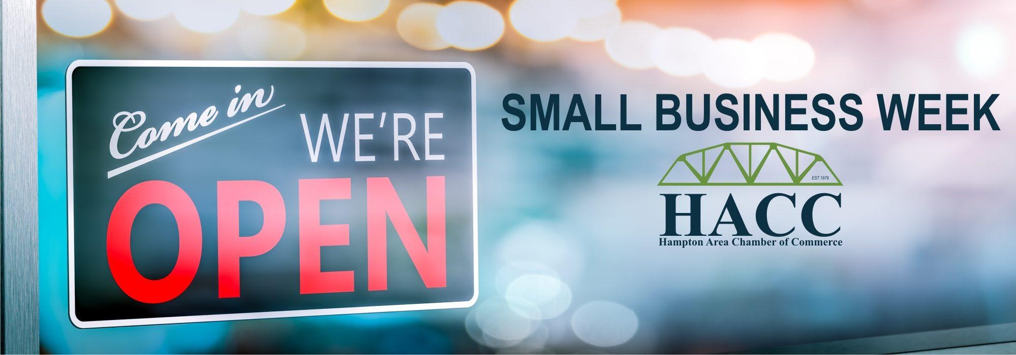 Small Business Week - Hampton NB